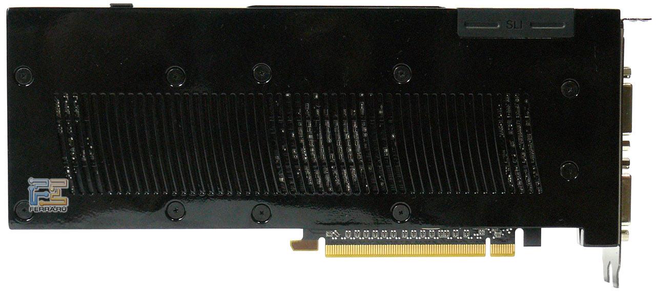 Xfx geforce 260 gtx black edition с дъявольской частотой ядра