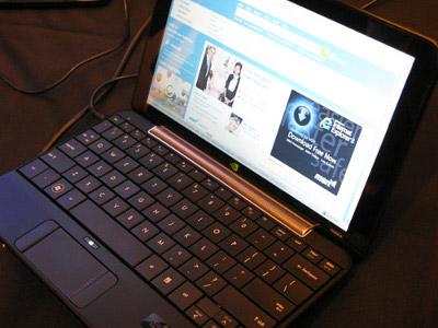 HP Mini 1000 � NVIDIA Tegra