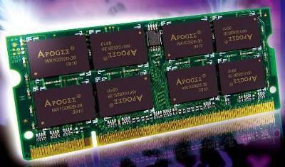 APOGEE DDR2 SO-DIMM]