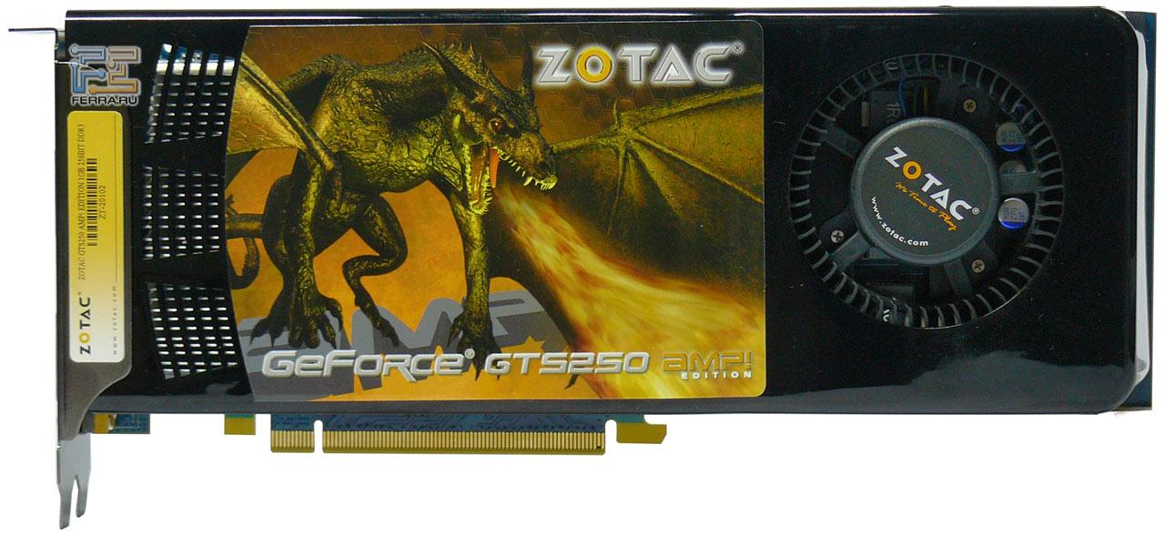 Видеокарта ZOTAC GeForce GTS