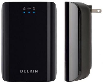 Belkin Gigabit Powerline HD