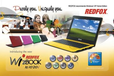 Red Fox Wizbook N1021i