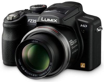 Panasonic LUMIX DMC FZ35