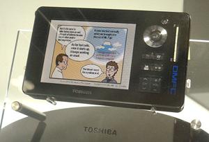 ������ � ��������� ������� Toshiba