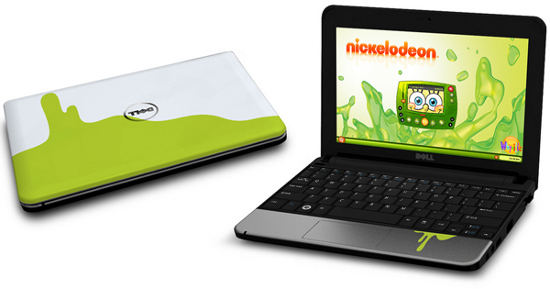 Dell Inspiron Mini Nickelodeon