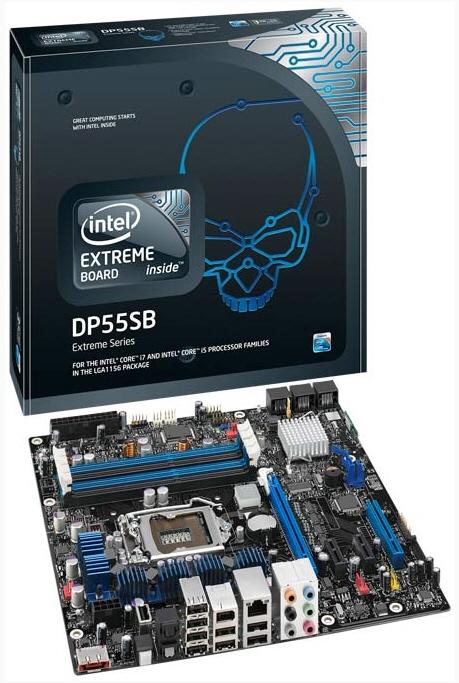 Intel DP55SB