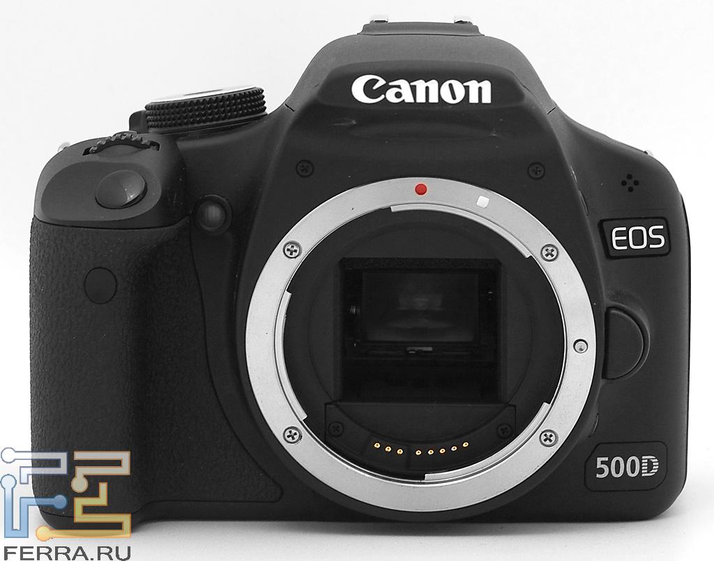 инструкция к фотоаппарату Canon 500d на русском - фото 6