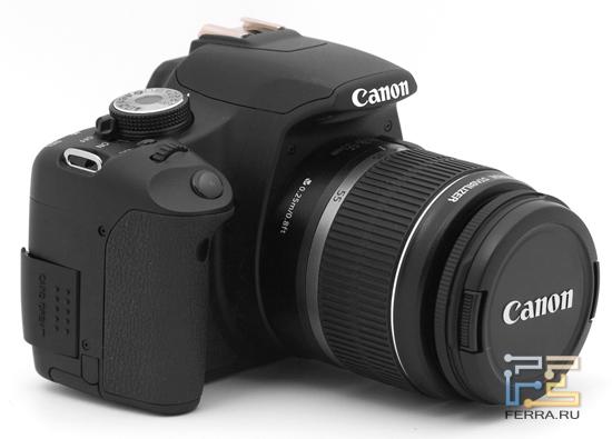 Обзор цифрового фотоаппарата Canon EOS 500D – описание, технические характеристики, функции, тест, отзывы и впечатления