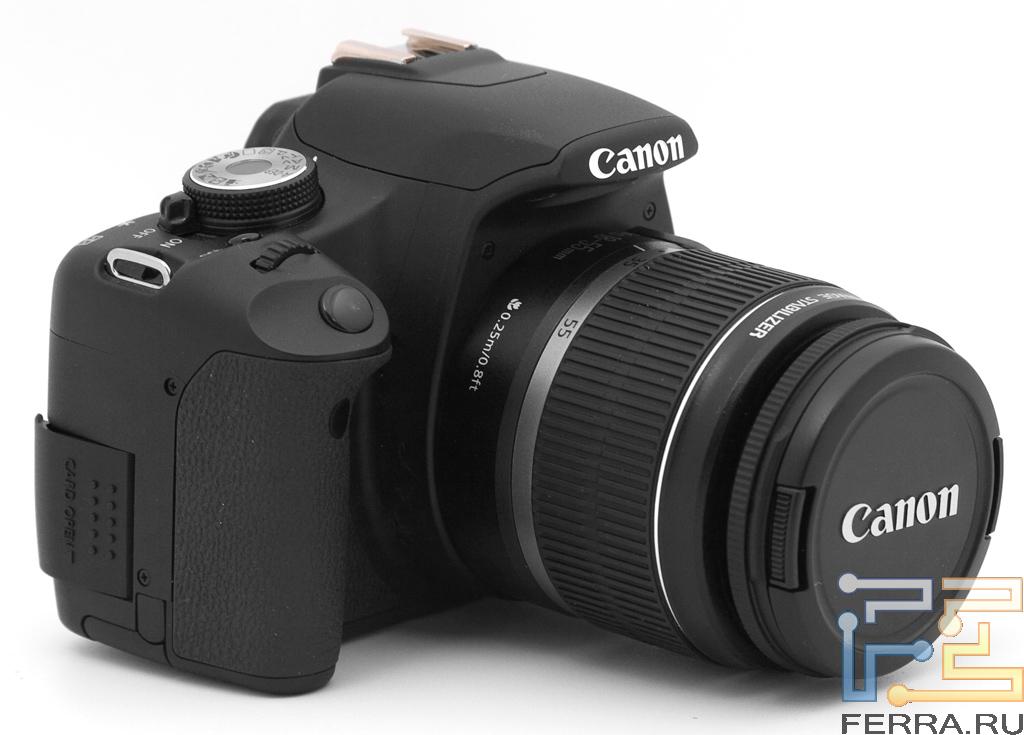 инструкция к фотоаппарату Canon 500d на русском - фото 7