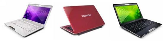 Toshiba Satellite T135