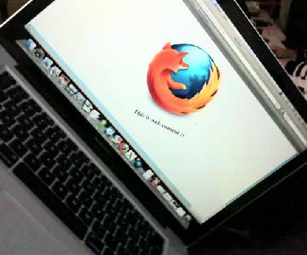 Firefox �� MacBook