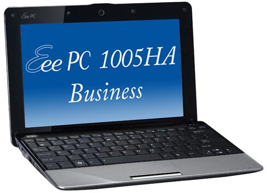 ASUS Eee PC 1005HA Business