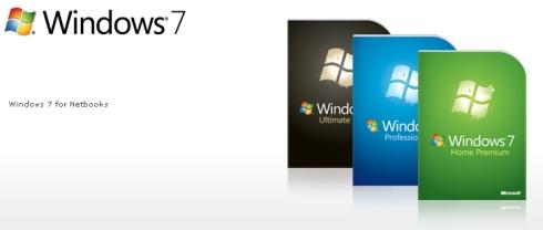 Windows 7 for Netbooks