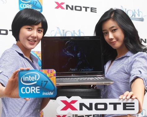 LG X-Note R590