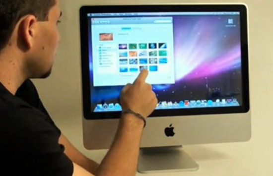 iMac �� Troll Touch