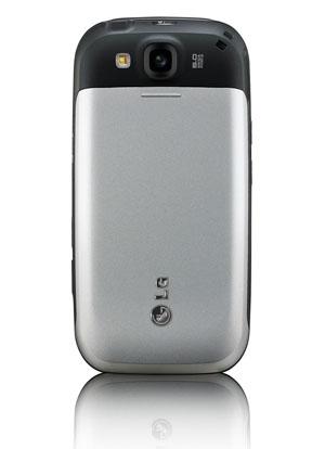 Предварительный обзор LG GW620, первого Android-смартфона LG
