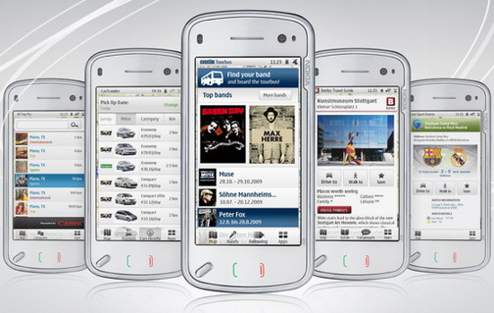 Nokia Symbian 2010