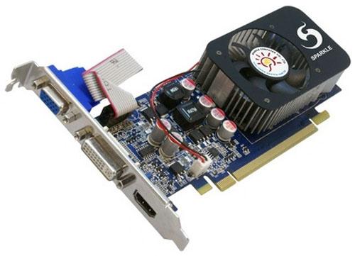 Sparkle GeForce GT 220