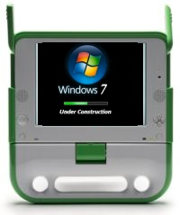 OLPC Windows 7