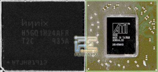 Chip_Juniper_RV840_i_pamjat_Hynix_H5GQ1H24AFR-T2C