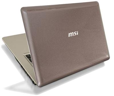 MSI X-Slim X420