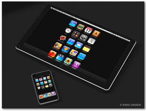 iPad touch