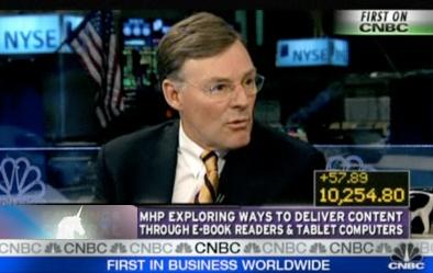 McGraw-Hill CEO