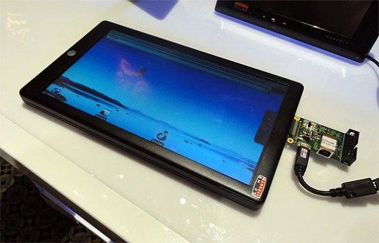 Marvell Android Tablet