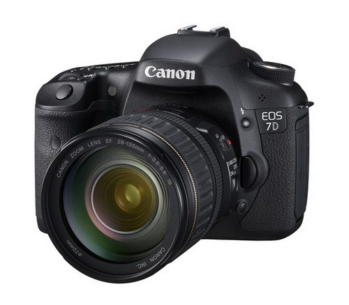 Canon7dISlens