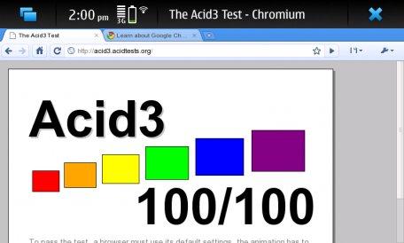 Google Chromium �� N900