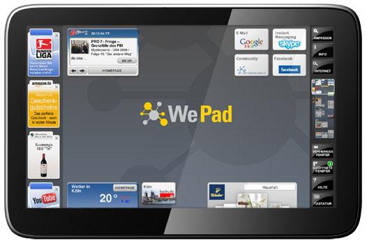 Neofonie WePad
