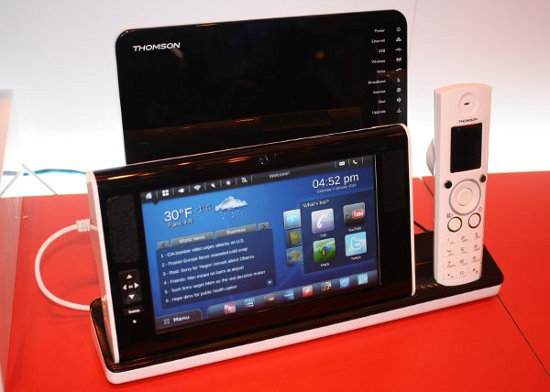 Thomson Portable Info Center