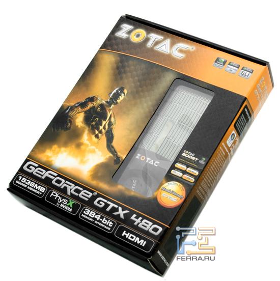 Обзор Zotac GTX 470 и GTX 480: братья по классу 256923