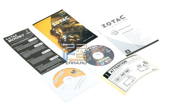 Обзор Zotac GTX 470 и GTX 480: братья по классу 256927
