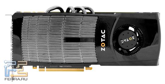 Обзор Zotac GTX 470 и GTX 480: братья по классу 256931