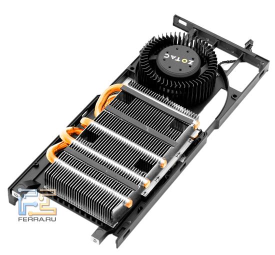 Обзор Zotac GTX 470 и GTX 480: братья по классу 256940