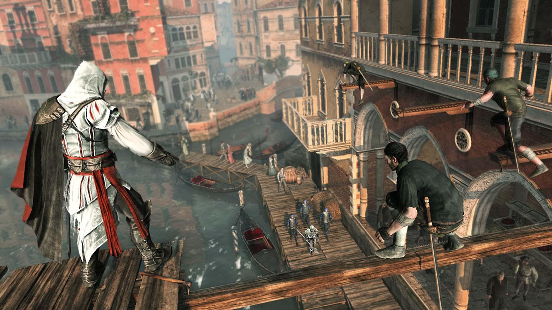 Assassins Creed 2 MULTi9 Cracked EMU-SPiRE.
