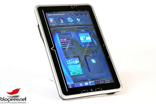 MSI WindPad U100