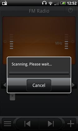 этот модуль не поддерживается на андроиде
