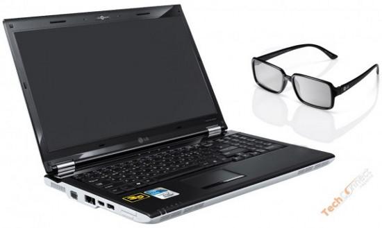 LG R590 3D