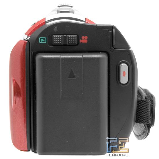 Аккумулятор Panasonic SDR-S50