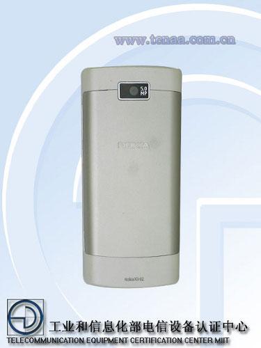 Nokia X3-02 - телефон на Series 40 с тачскрином