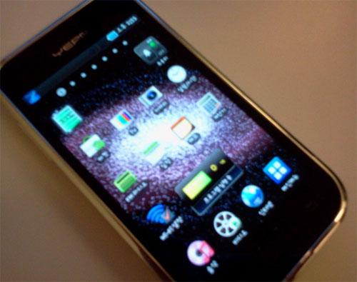 Samsung Galaxy YP-MB2