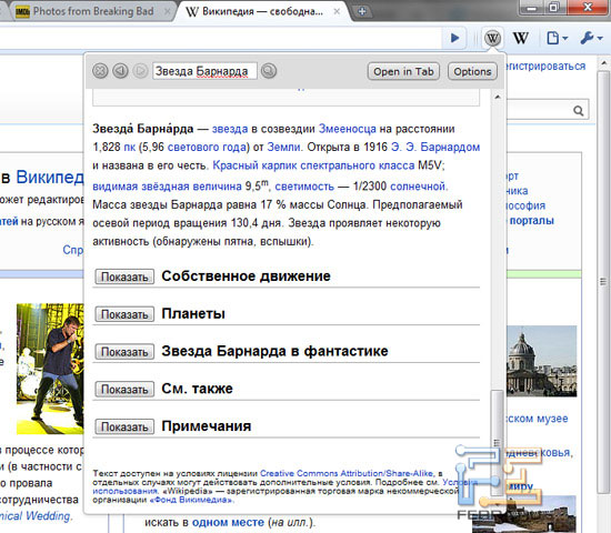 Wikipedia Companion - Mini Wiki Browser