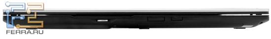 Передний торец  корпуса Acer Aspire 8943G