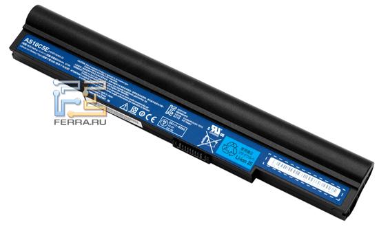 Стандартная батарея Acer Aspire 8943G