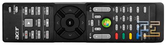 Пульт ДУ Acer Aspire 8943G
