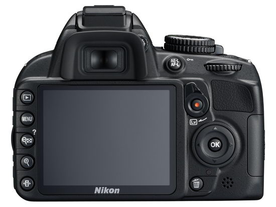 Купить Nikon D3100 kit AF-S DX 18-55mm f/ 3.5-5.6G VR Black в.