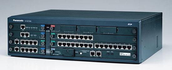 Коммуникационная платформа Panasonic KX-NCP1000 - интересное и многофункциональное решение для малого и среднего бизнеса
