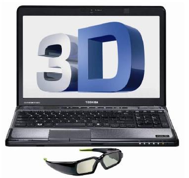 Toshiba Satellite A665 3D